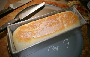 Guest CHEF G's PULLMAN LOAF BREAD