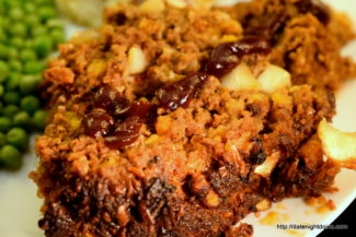 Smoked Cheese Burger Meatloaf