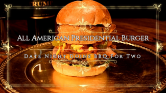 Video All American Presidential Burger